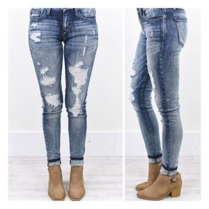 Judy Blue Jeans 7 28
